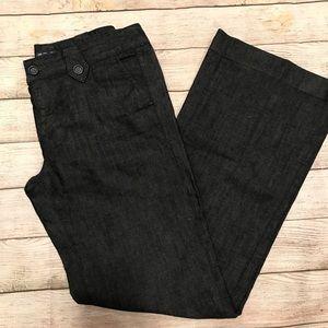GAP Hip Slug Wide Leg Trousers Size 8R